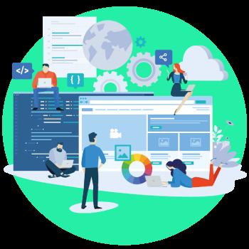 gestione siti web