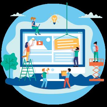Restyling sviluppo siti web
