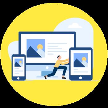 Sviluppo siti web professionali